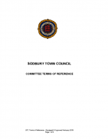 Committee Terms of Reference