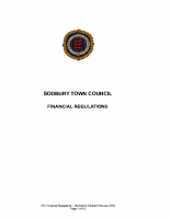 STC Financial Regulations April 2018